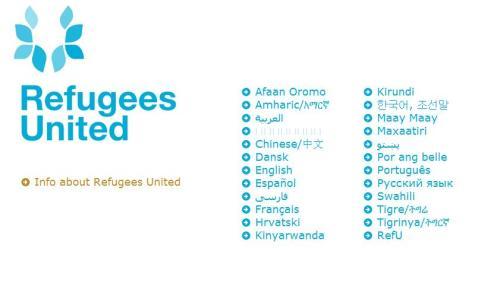 REfugees united